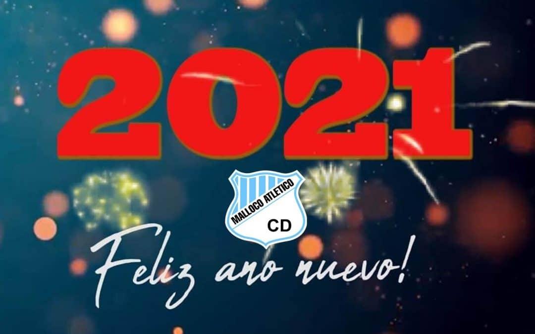 Feliz Año Nuevo! Malloco Atlético de parte del TeamComunicaciones