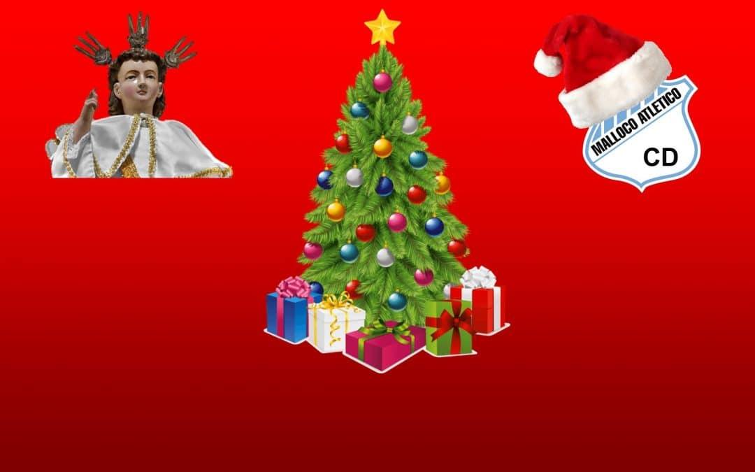 Feliz Navidad Malloco Atlético, ¡hemos vuelto!