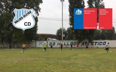 Exitoso proyecto «CRECER EN MOVIMIENTO» del I.N.D. en Malloco Atlético