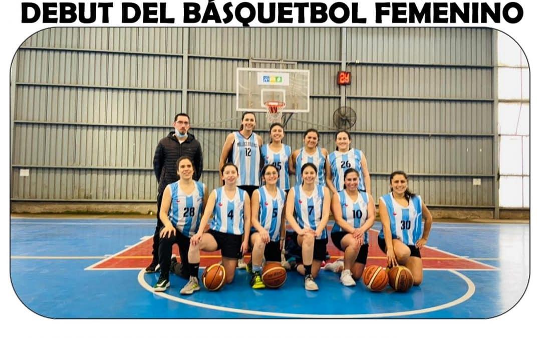 Se reactiva rama de básquetbol femenino de Malloco Atlético