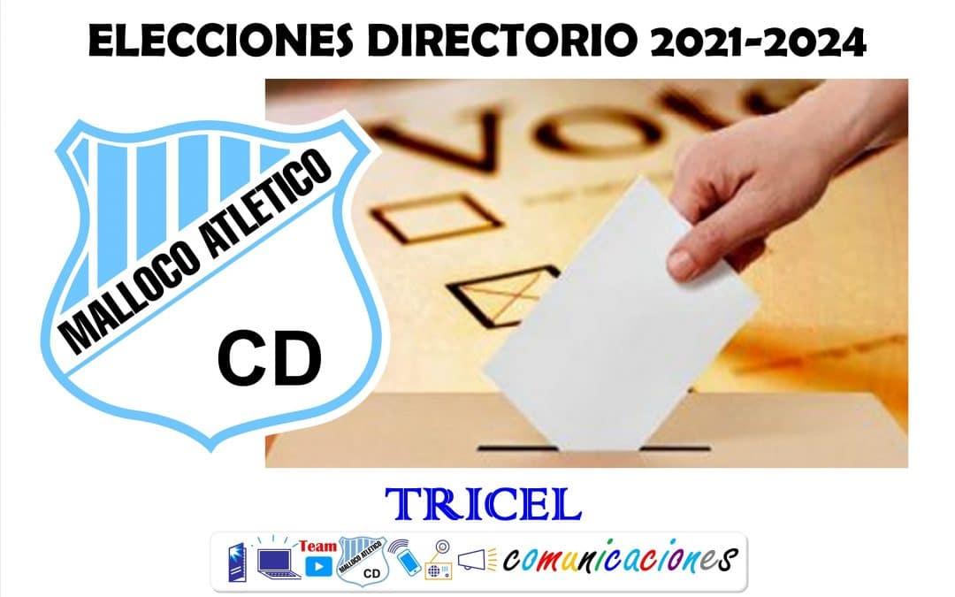 Elecciones Directorio Central 2021 – 2024 Club de Deportes Malloco Atlético