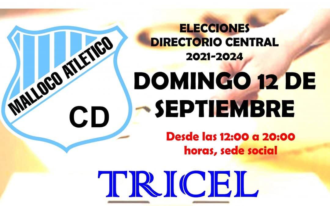 Elecciones Directorio 2021 – 2024 Club de Deportes Malloco Atlético