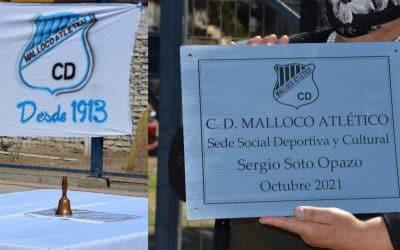 Emocionante y merecido homenaje a Sergio Soto Opazo Q.E.P.D. e impecable Cambio de Mando Presidencial